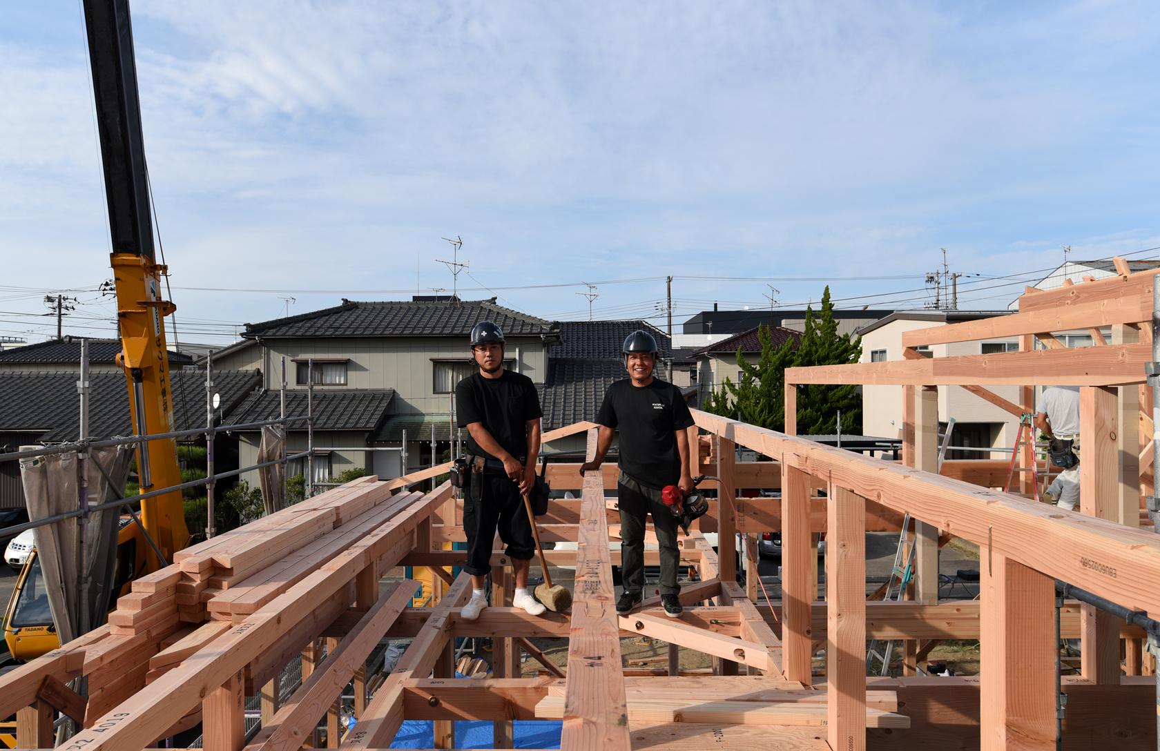 Ag-工務店:新潟県新津の新築注文住宅